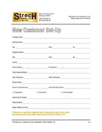 Golf Cart Dealer Setup Form Download