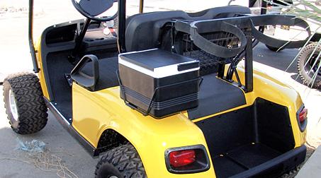 Golf Cart Coolers And Golf Cart Cooler Brackets