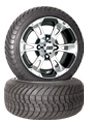 12 inch golf cart ss112 negative os