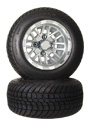 10 inch golf cart spider wheel
