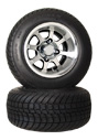 10 inch golf cart skyline wheel