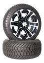 12 inch golf cart ss312 wheel