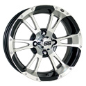 14 inch golf cart wheel ss112