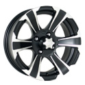 14 inch golf cart wheel ss312